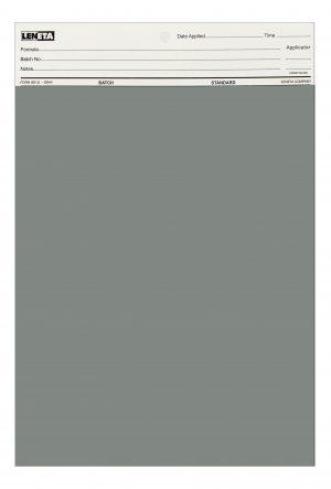 Plain Gray Chart